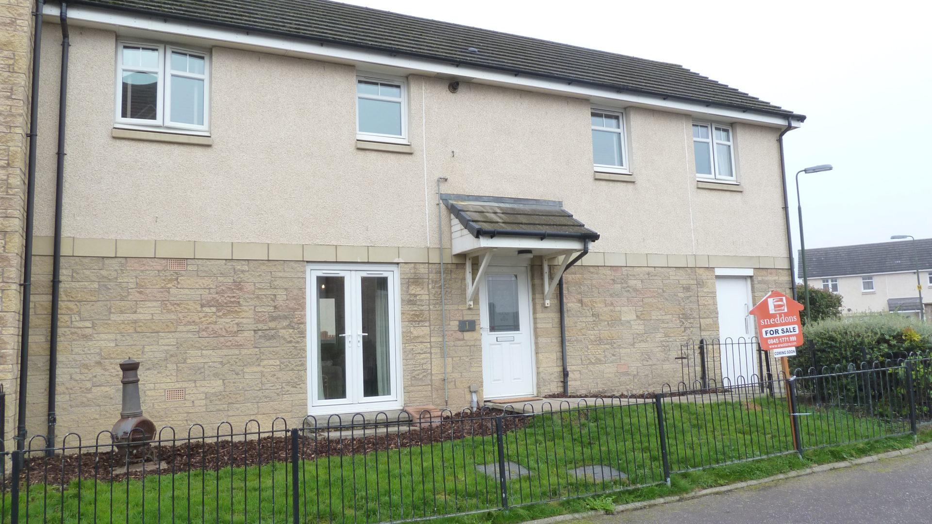 1 Brown Crescent, Westerinch Village, Bathgate