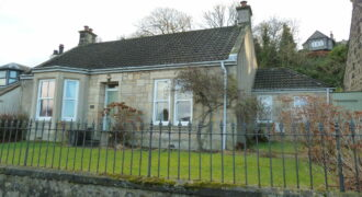 Oak Cottage, 7 Erngath Road, Bo'ness