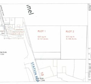 Plot 1& 2 Station Road Winchburgh