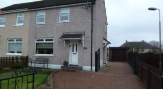 25 Millbank Square, Whitburn EH47 0HE
